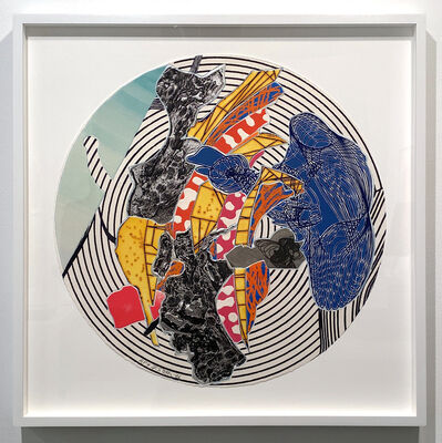 Frank Stella, 'Egyplosis', 1996