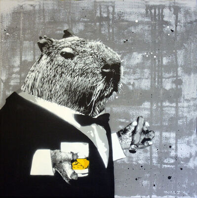 Hama Woods, 'Observator', 2015