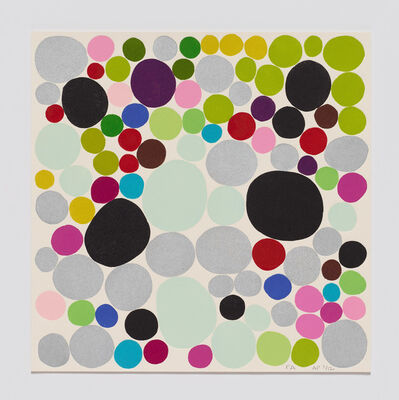 Polly Apfelbaum, 'Dogwood', 2012