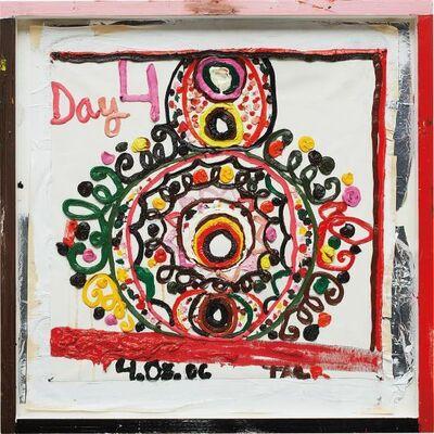 Tal R, 'Day 4', 2006