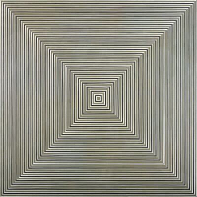 Max Kong, 'Concentric Squares (Finding Yellow)', 2013