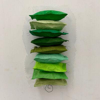 Fukuko Harris, 'Green Air', 2019