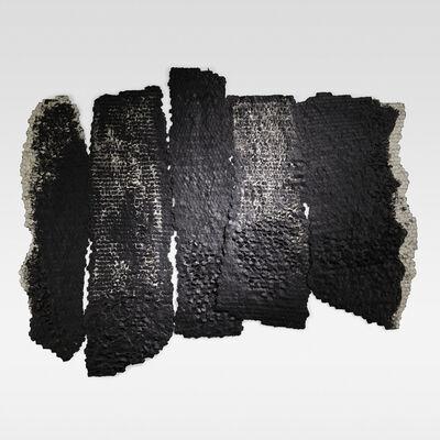 Olga de Amaral, '5 Grafitos', 2013