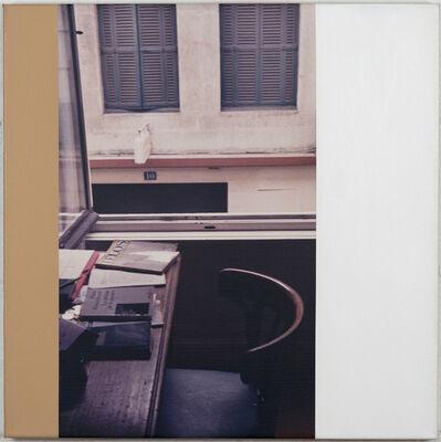 Ian Wallace, 'Hotel Cheval Noir, Saint-Etienne', 1990