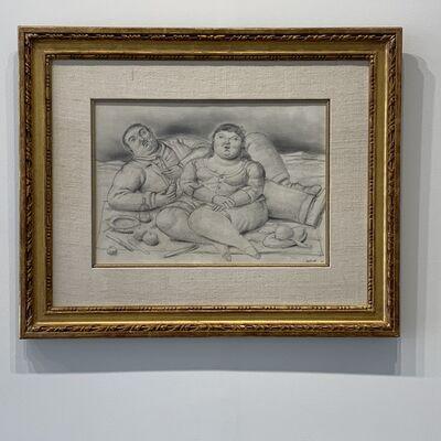 Fernando Botero, 'Picnic', 1998