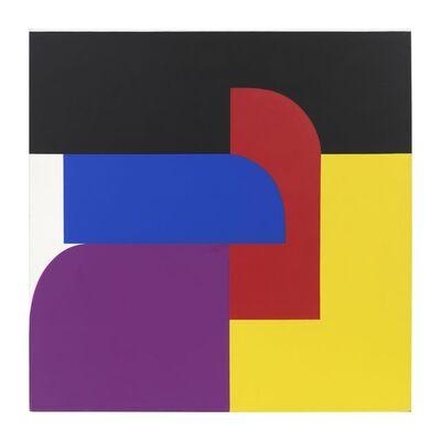 Georg Karl Pfahler, 'Fra Firenze (G) Nr. IX', 1987