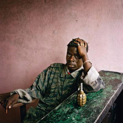 Tim Hetherington, 'Untitled, Liberia', 2003