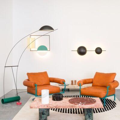 Victor Hunt Designart Dealer at The Salon Art + Design 2016, installation view