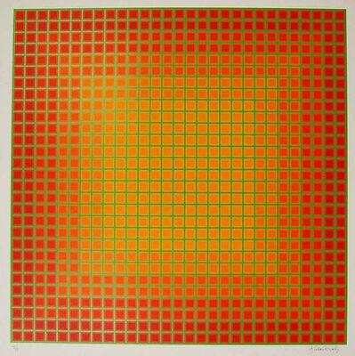Julian Stanczak, 'Continual', 1979