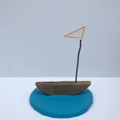 Mick Burson, 'Became a sail boat before I knew it.', 2018