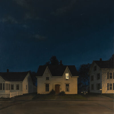 Linden Frederick, 'Night Owl', 2021
