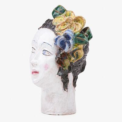 Wiener Werkstätte, 'Head of a woman, Austria', ca. 1930