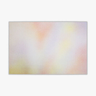 """Isabelle Cornaro, 'Reproductions """"Choses #1"""" (Yellow)', 2019"""