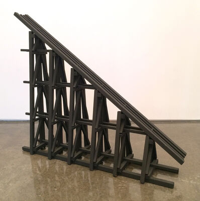 Cris Gianakos, 'Ramp Prototype', 1980