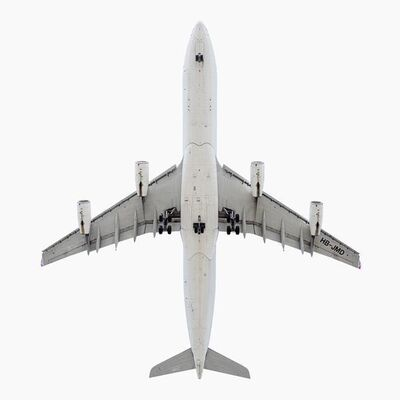 Jeffrey Milstein, 'Swiss International Airlines Airbus A340-300', 2011