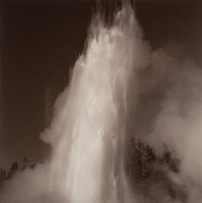 Lynn Davis, 'Grand Geyser, Yellowstone National Park, Wyoming', 1990