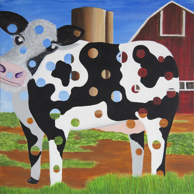 "Stephen Green, '""Holy Cow!""', 2011"