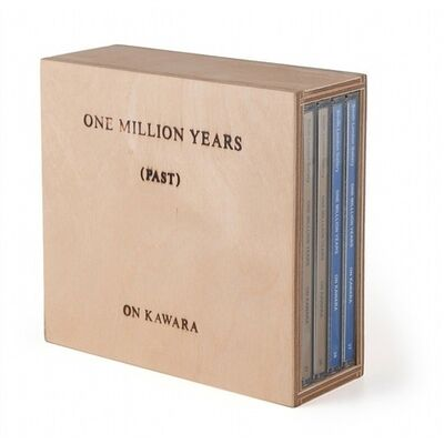 On Kawara, 'One Million Years Past and Future', 2015