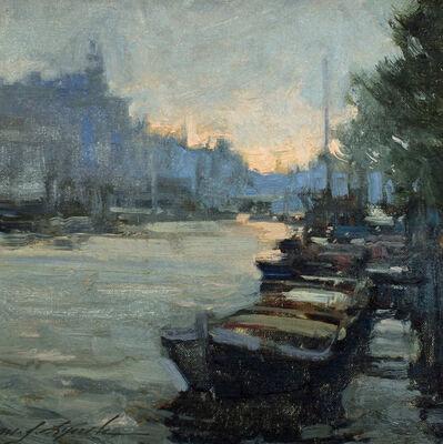 Michael J. Lynch, 'Barge Dock', Unknown