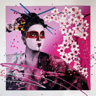 Goldie, 'Sakuro Blossom', 2021