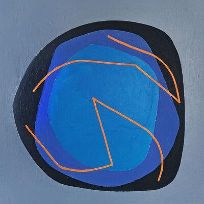 Márton Romvári, 'Loops VII.', 2020