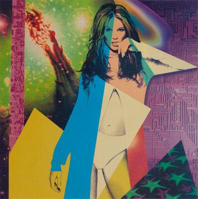 Ronnie Cutrone, 'Elle Macpherson', 1995