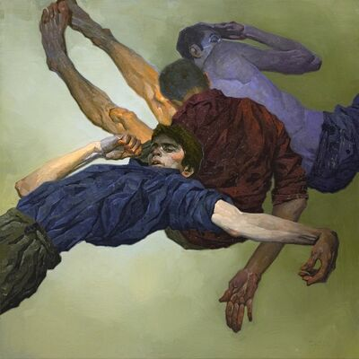 Denis Sarazhin, 'Sleeplessness', 2019