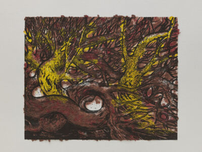 Han Sai Por, 'Nestles 5', 2013
