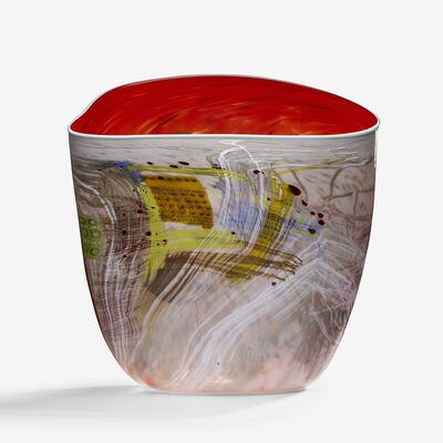 Dale Chihuly, 'large Blanket Cylinder', 1989