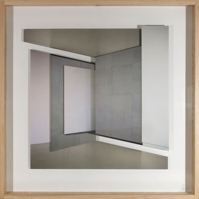 Patrik Grijalvo, 'Series 'Gravitación Visual', Cité de l'architecture, Paris', ca. 2019