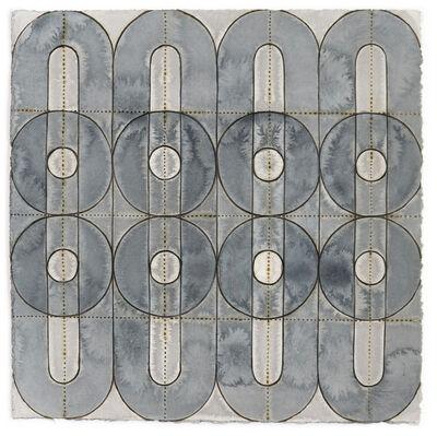 Katrine Hildebrandt-Hussey, 'Blue Textile', 2017