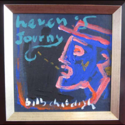 Billy Childish, 'Heaven's Journey'