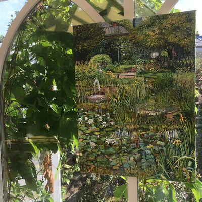 Memories from a Summer Garden, installation view
