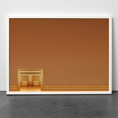 Walid Raad, 'Scratching on Things I could Disavow (Brown)', 2010