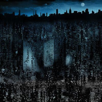 Steve Bennett, 'Metrovolution #4-Winter', 2021