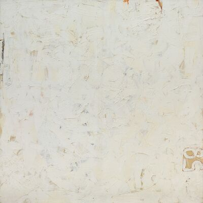 Robert Ryman, 'Untitled', 1958