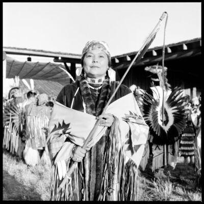 Hunter Barnes, 'Nancy Minthorn, Wallowa, Oregon', 2003
