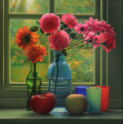 Scott Prior, 'Autumn Flowers', 2020