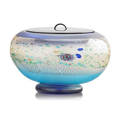 Kyohei Fujita, 'Lidded bowl, Japan'