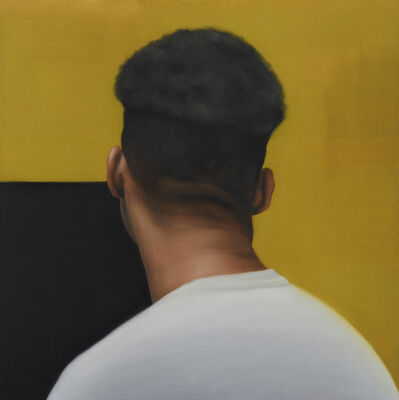 Delfin Finley, 'Back to Black ', 2017