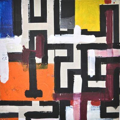 Franck Chalendard, 'Étude pour Labyrinthe 3', 2014