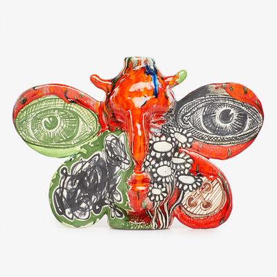 Michael Lucero, 'Untitled sculpture (Butterfly Man)'