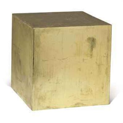 Mathias Goeritz, 'Figura Geométrica (cube)', 1961