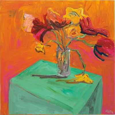Anton Henning, 'Blumenstilleben No 115', 2002