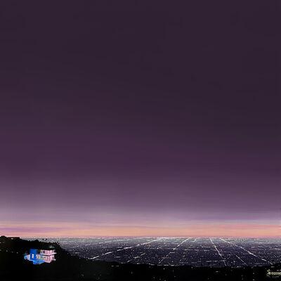 Kristin Moore, 'Hollywood Hills Overlook', 2020