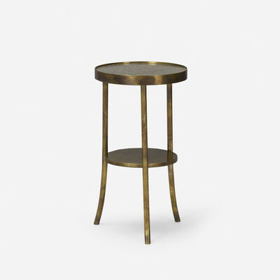 Philip and Kelvin LaVerne, 'Etruscan occasional table', c. 1965