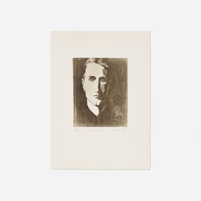 Man Ray, 'Cela Vit (Portrait of Marcel Duchamp)', 1923