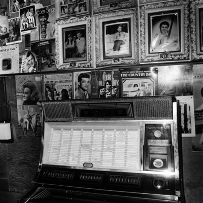 Henry Horenstein, 'Jukebox, Tootie's Orchid Lounge, Nashville, Tennessee', 1972