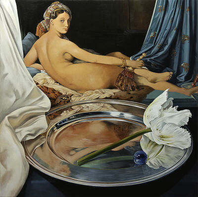 Sherrie Wolf, 'Parrot Tulip and Odalisque', 2012