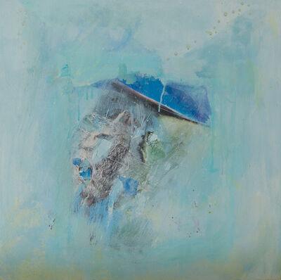 Judith Shah, 'Blue Hat', 2014